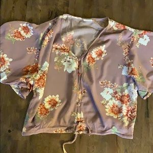 Nordstrom Rack Boho Top